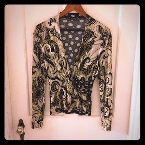 Etro designer blouse